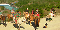 Horse Back Riding Patagonia Argentina