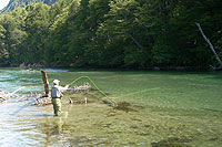 Fly Fishing, Los Alerces National Park
